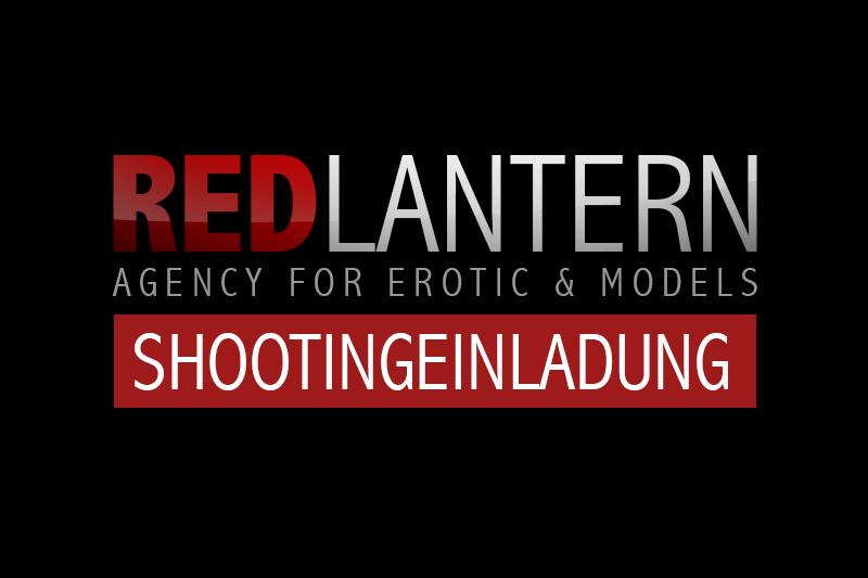 Redlantern-Agency Casting Bewerbung und Einladung als Erotik-Model